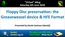 VABug.200606_01.Daniel.Jameson.(danielj).-.Floppy.Disc.Preservation.-.Greaseweazel.+.HFE