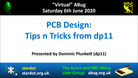 VABug.200606_02.Dominic.Plunkett.(dp11).-.PCB.Design.-.Tips.n.Tricks