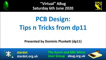 VABug.200606_02.Dominic.Plunkett.(dp11).-.PCB.Design.-.Tips.n.Tricks
