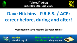 VABug.200606_03.Dave.Hitchins.(daveejhitchins).-.PRES-ACP-Career.before,.during.and.after