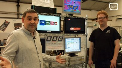 Creating graphics for 90s BBC TV with Archimedes & RISC PCs (Paul Emmerton)
